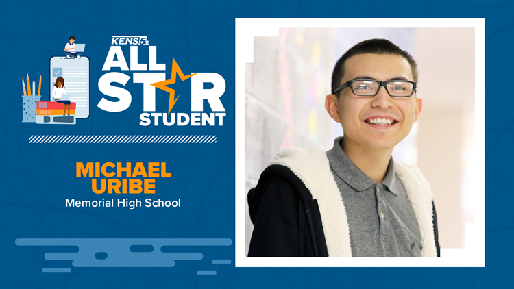 All-Star Student: Edgewood ISD Student on the fast track to success