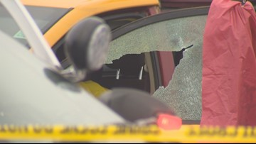 Slain taxi driver identified, police still searching for killer