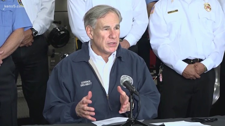 Gov. Abbott to make announcement about some