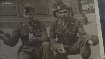 San Antonian honors father, D-Day veteran who survived Normandy, by fighting her own battle and helping others