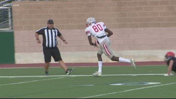 Judson, Brandeis meet for final tune-up in scrimmage