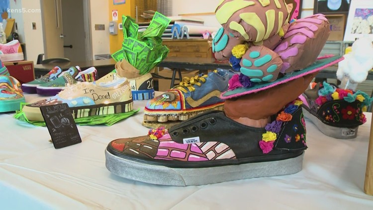 Edison High School art students win big in Vans art contest   Made in SA
