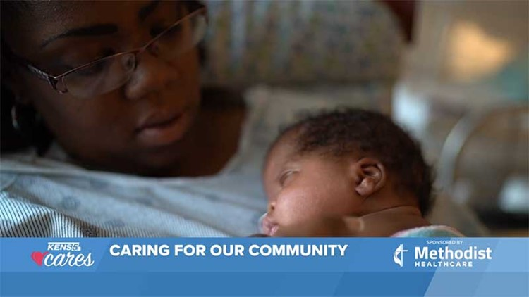 KENS CARES: Join the March of Dimes to fight for the health of all moms and babies in San Antonio