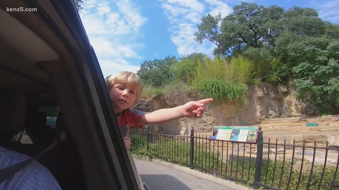 The drive-through zoo keeps on rolling   Texas Outdoors