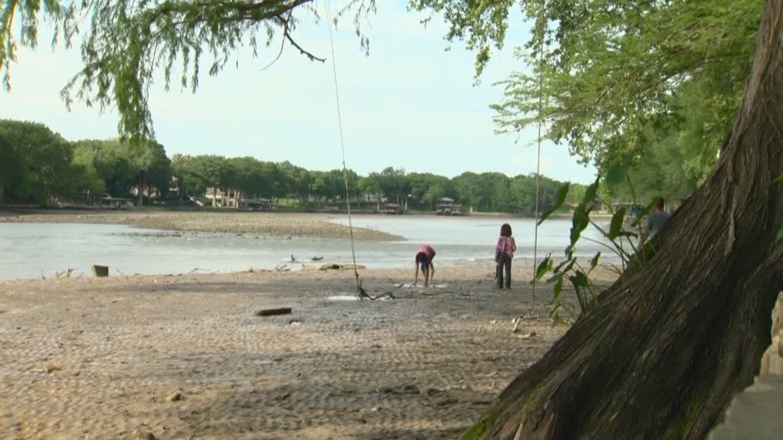 Lake Dunlap S Future Is Grim After Spillway Fails At