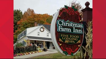 This Christmas Farm Inn & Spa celebrates the holiday all year-long