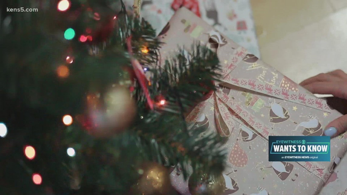 Don't wait, start holiday shopping now   Eyewitness Wants to Know