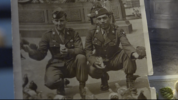 San Antonio man landed behind enemy lines on D-Day and survived