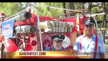 Hero Fest - San Antonio Firefighters Cancer Fund