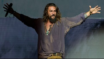 'Aquaman' Jason Momoa returns to San Antonio's Celebrity Fan Fest