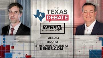 WATCH: The Texas Debate - Cruz vs. O'Rourke