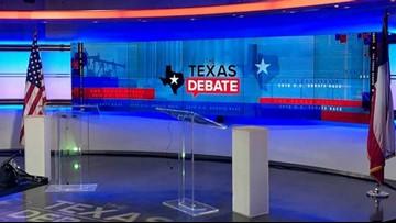 TEXAS DEBATE: Cruz, O'Rourke battle down stretch in U.S. Senate race