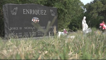 Seguin man's dying wish to be buried with family ends in burial mix-up
