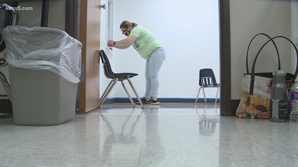Volunteers beautify visitation rooms at foster care facility | Forever Family