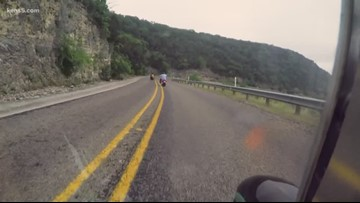 Texas Outdoors: Motorcycling through the Twisted Sisters