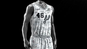 Spurs 'Earned Edition' uniform unveiled