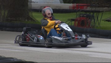 Texas Outdoors: Go-kart racing brings out the kid in all of us
