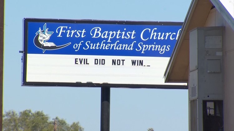 Sutherland Springs shooting victims in court over lawsuit against the federal government