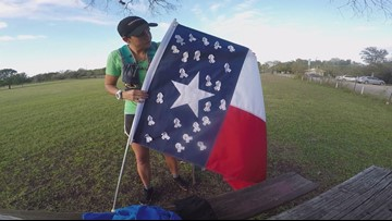 Teacher to run 26 miles for Sutherland Springs victims