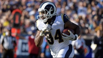 Steele product Malcolm Brown scores must-see touchdown for Rams