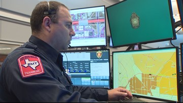 SAFD paramedic helps save man's life over the phone