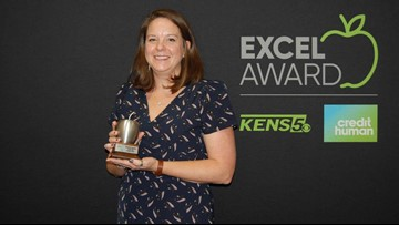 Kimberly Poorman of Comal ISD wins EXCEL Award