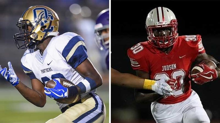 HS FOOTBALL PLAYOFF SCHEDULE: Heavyweights Judson, O'Connor could clash in second round