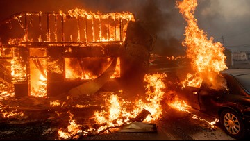 San Antonio firefighters en route to aid in Southern California wildfire disaster