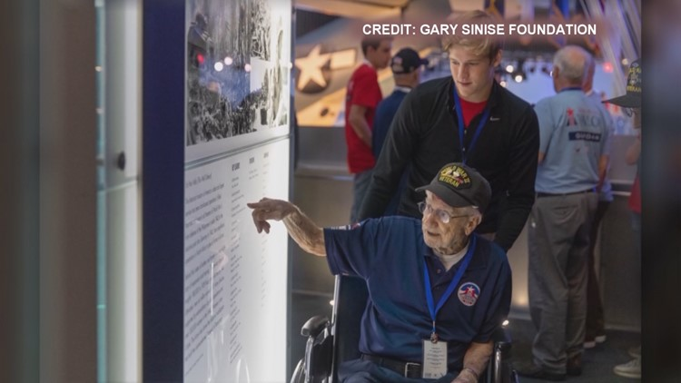 Mission S.A.: Local WWII veterans take free trip to New Orleans