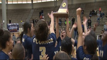 O'Connor hoping to bring home first volleyball championship in return to state