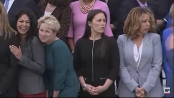 Gina Ortiz Jones joins incoming members of Congress for orientation