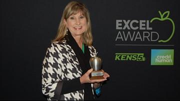 Kim Ware wins EXCEL Award for Fort Sam Houston ISD