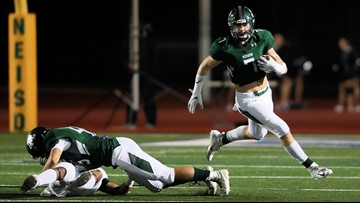 H.S. FOOTBALL: Will Reagan spoil Judson-O'Connor second-round matchup?