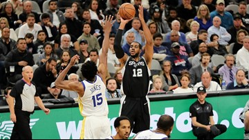 SPURS GAMEDAY: Reigning champs next on long rodeo road trip