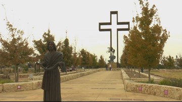 KENS 5 COUNTRY: Kerrville's giant cross a beacon of faith