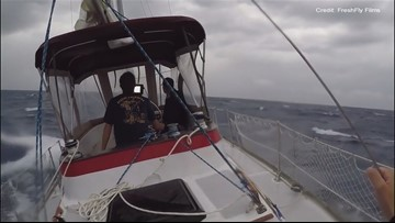 Mission SA: Veteran sailing Cape Horn to raise awareness about veteran suicide