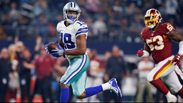 Cooper crushes Redskins in 31-23 win, Cowboys atop NFC East