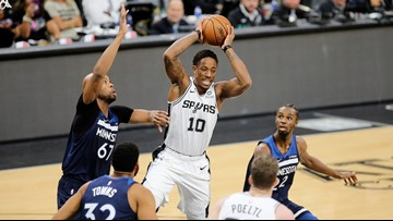 SPURS GAMEDAY: Victory in Dallas confidence boost for Silver & Black