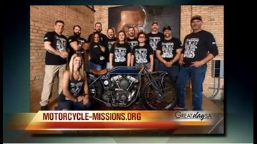 Motorcycle Missions - Good People