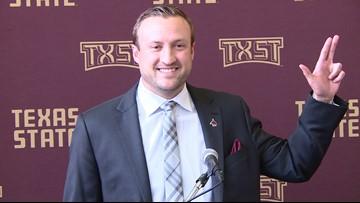 Texas State announces Jake Spavital as head coach