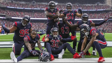 Texans top Browns, 29-13, for ninth straight win