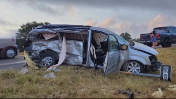 Pastor couple survives car accident, healing in hospital