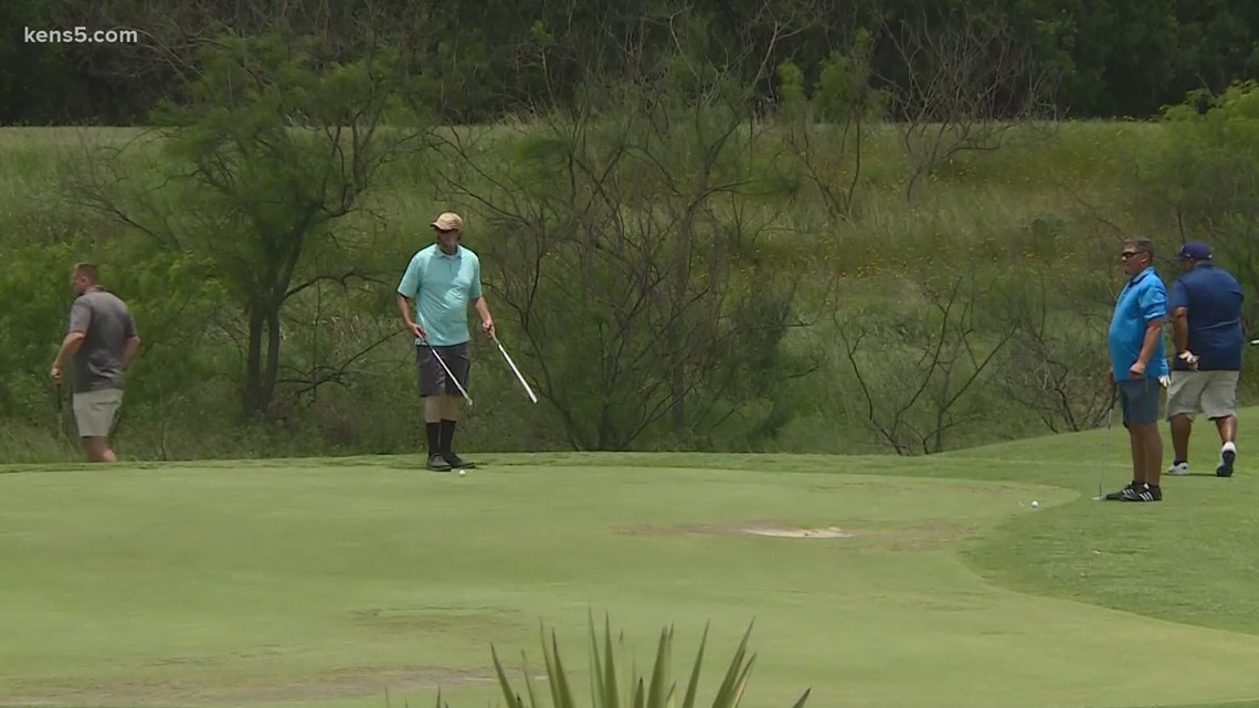 Community hosts golf tournament in honor of late coach