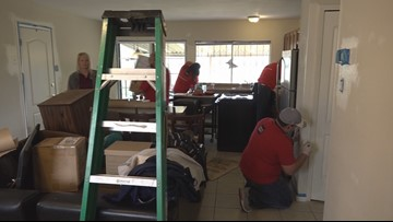 Mission S.A.: Veteran gets home repaired in time for holidays