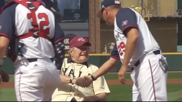The president and the national pastime: George H.W. Bush, baseball player and fan