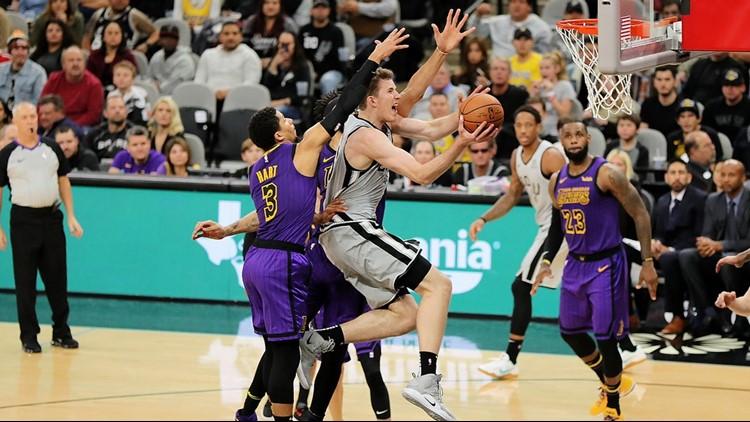 BKN Spurs center Jakob Poeltl goes to the hoop against Lakers 12072018_1544253876702.jpg.jpg