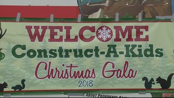 Forever Family: 'Construct-A-Kids' provides a Merry Christmas