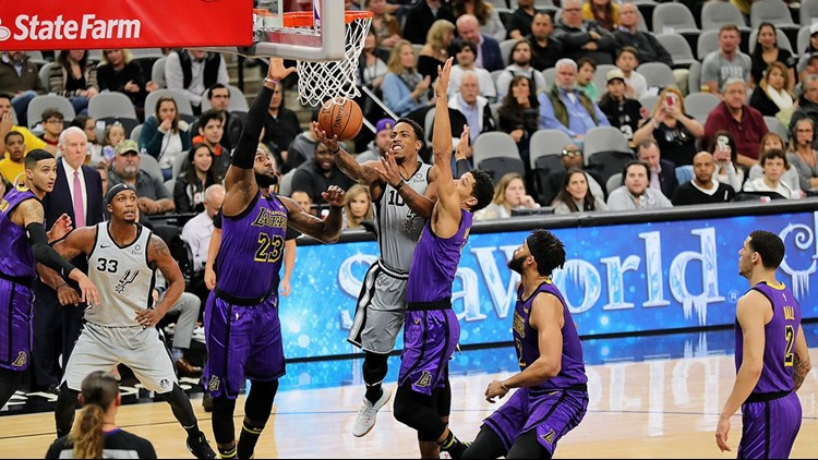SPURS GAMEDAY: Silver and Black seek to gather steam after beating Lakers