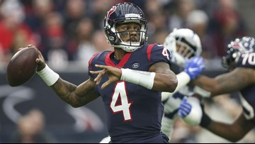 Watson leads Texans to 29-22 comeback win over Darnold, Jets
