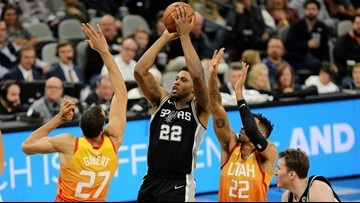 Resurgent Spurs turn tables on Jazz, avenge 34-point loss with 110-97 win